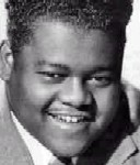 [Picture of Fats Domino]