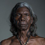 [Picture of David Gulpilil]