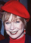 [Picture of Shirley MacLaine]