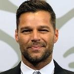 [Picture of Ricky Martin]