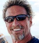 [Picture of John McAfee]