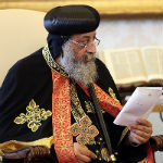 [Picture of Pope Tawadros II of Alexandria]