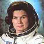 [Picture of Valentina Vladimirovna Tereshkova]