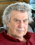 [Picture of Mikis Theodorakis]
