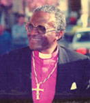 [Picture of Desmond Tutu]