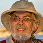 [Picture of John Anthony West]
