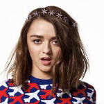 [Picture of Maisie Williams]